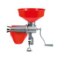 Storcator Rosii Manual Nr.5 Reber Italia 8501 N cu Filtru Inox AISI 304 si Accesorii Plastic