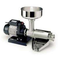 Storcator Rosii Electric Nr.5 Reber Italia 9008 N cu Accesorii Inox AISI 304, Motor 0.40 HP - 500 W