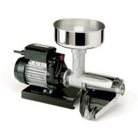 Storcator Rosii Electric Nr.3 Reber Italia 9008 N cu Accesorii Inox AISI 304, Motor 0.30 HP - 400 W