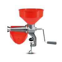 Storcator Rosii Manual Nr.3 Reber Italia 8602 N cu Filtru Inox AISI 304 si Accesorii Plastic