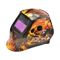 Masca de sudura automata Breckner Germany Skull Flame