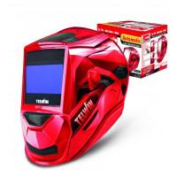 Masca sudura cristale lichide TELWIN Vantage RED XL pentru sudura MMA/MIG-MAG /TIG Industriala