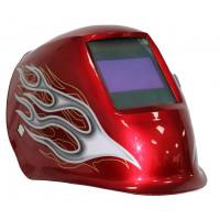Masca de sudura cu cristale lichide 4 Senzori RED XL