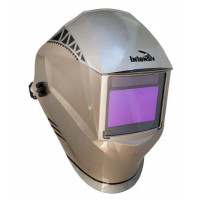 Masca de sudura cu cristale lichide CRONOS 9-13 Profesionala 4 senzori, Clasa optica: 1/1/1/1