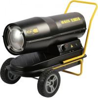 PRO 50kW Diesel - Tun de caldura pe motorina cu ardere directa Intensiv 50 kW, 1100 m3/h, 230 V