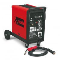 TELMIG 200/2 - Aparat de Sudura Telwin tip MIG-MAG (sau GMAW - Gas Metal Arc Welding)
