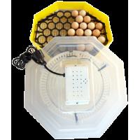 Incubator Oua Clocitoare CLEO 5D cu dispozitiv de intoarcere 41 Oua gaina sau 74 prepelita
