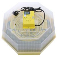 Incubator Oua CLEO 5D cu termometru si dispozitiv intoarcere 41 oua gaina sau 74 prepelita