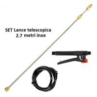Lance Extensibila pentru Vermorel / Pompe de stropit / Atomizor 1.6 - 2.7 m