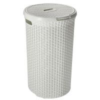 Cos rufe cilindric Curver 48L