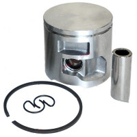 Piston complet drujba Husqvarna 455 - 47 mm