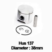Piston Drujba Husqvarna 136, 137 (38 mm)