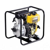 "Motopompa Diesel Kipor KDP30E 3"" apa curata, pornire electrica"