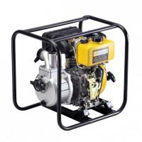 "Motopompa irigatii Kipor KDP40E 4"" diesel, apa curata, pornire electrica"