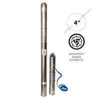 Pompa apa rezistenta la nisip, IBO 4SD 10/13, Debit 360 l/min, H-72 m