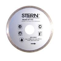 Disc diamantat continuu taiere umeda Stern 115 mm