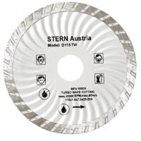Disc diamantat taiere umeda si uscata Stern 115 mm