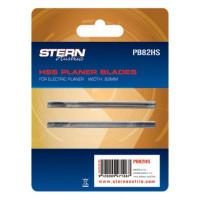 Set 2 cutite pentru rindea Stern PB82HS, 82 mm