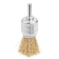 Perie cu coada cu capat din sarma 24 mm (Industrial)