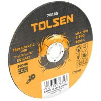 Disc de taiere cu centru coborat (piatra) 115x3x16 mm