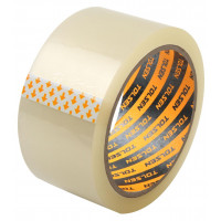 Banda adeziva transparenta ambalaj bopp 48 mm x 100 m