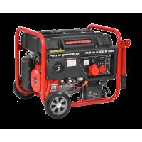 Generator de curent 14 CP, 6300 W, 14 CP, Benzina, AVR - Hecht GG7300