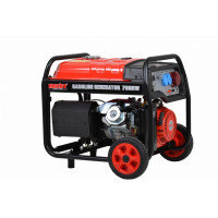 Generator de curent HECHT GG 8000, 14 CP, 7000W, Benzina, AVR