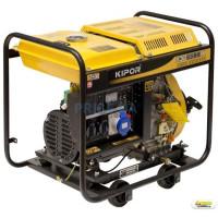 Generator curent electric Kipor KDE 6500 X, 5 kVA (Diesel) AVR
