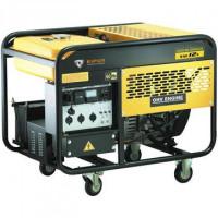 Generator curent electric Kipor KGE 12 E,  9.5 kVA, (Benzina), AVR, 3 prize + cutie de borne