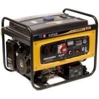 Generator curent electric Kipor KGE 6500 E, 2.2 kVA, Monofazat 230 V  (Benzina) , AVR