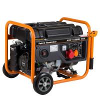 Generator curent electric pe benzina Stager GG 7300-3W,  6.3 kW, (Benzina) AVR