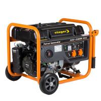 Generator curent electric pe benzina Stager GG 7300W - (Benzina) AVR