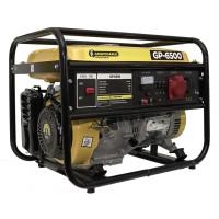 Generator Curent Electric Trifazat - 5500W  13 CP Gospodarul Profesionist GP-6500, AVR, benzina
