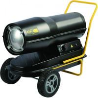 PRO 30kW Diesel - Tun de caldura pe motorina cu ardere directa Intensiv