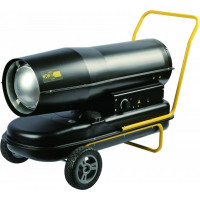 PRO 60kW Diesel - Tun de caldura pe motorina cu ardere directa Intensiv
