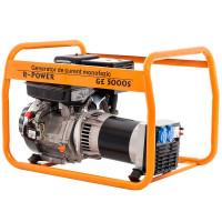 Generator Ruris R-Power GE 5000S 13 CP 2 prize + voltmetru analogic